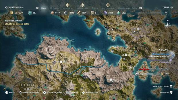 Assassin's Creed Odyssey - Acaya