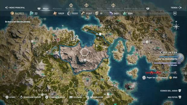 Assassin's Creed Odyssey - Corintia
