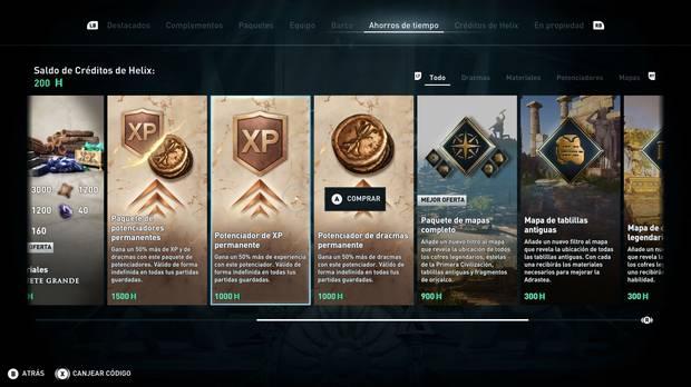Un 'defecto' de Assassin's Creed Odyssey se soluciona pagando 10 euros más Imagen 3
