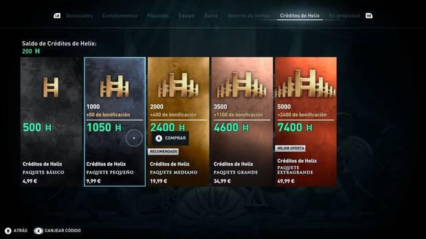 Un 'defecto' de Assassin's Creed Odyssey se soluciona pagando 10 euros más Imagen 4