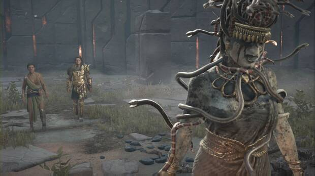 Assassin's Creed Odyssey - Pavor reptante: la Gorgona