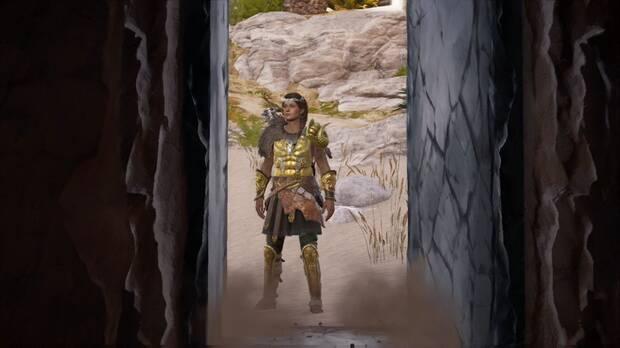 Assassin's Creed Odyssey - El despertar de los recuerdos: Kassandra cruza la Fragua Antigua