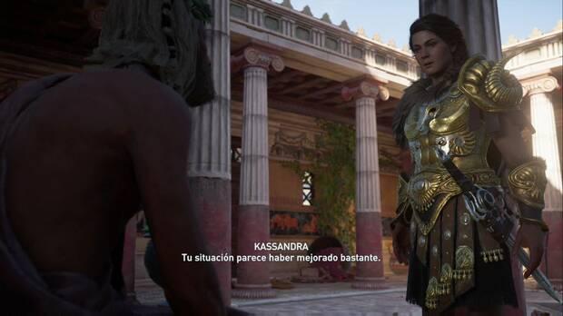 Assassin's Creed Odyssey - Encuentro venenoso: Metíoco, el amigo de Pericles