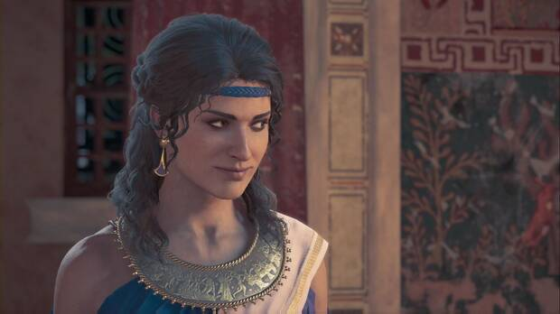 Assassin's Creed Odyssey - El Simposio de Pericles: Aspasia