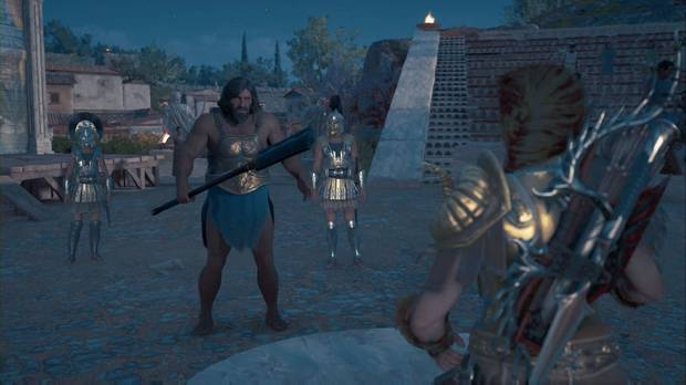 Assassin's Creed Odyssey - La caída del Mercader: el Mercader llega al teatro