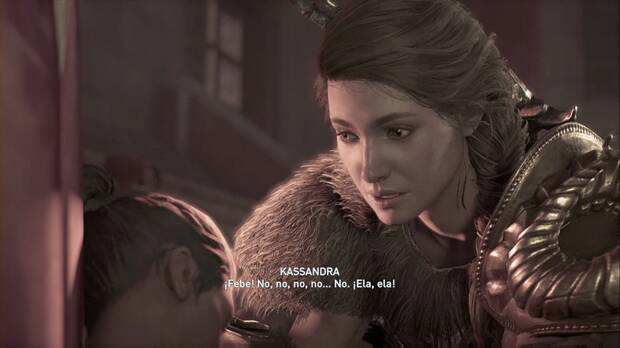 Assassin's Creed Odyssey - Y las calles enrojecieron: Kassandra se apresura a salvar a Febe