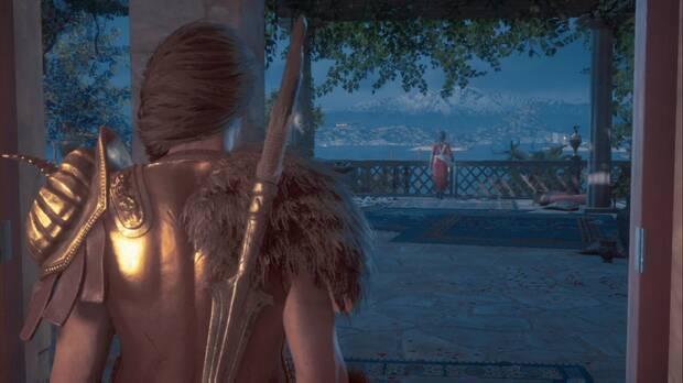 Assassin's Creed Odyssey - Las plegarias de una madre: Kassandra encuentra a Mirrine