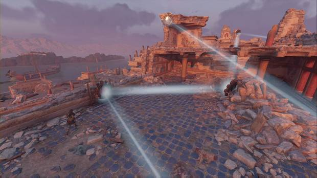 Assassin's Creed Odyssey - Un legado familiar: rompe los muros