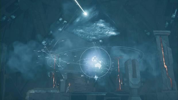 Assasin's Creed Odyssey - Las puertas de la Atlántida: coloca los cuatro artefactos