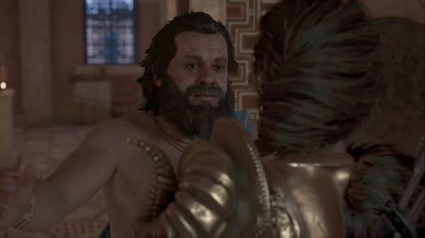 Assassin's Creed Odyssey - La resistencia: Sócrates se encuentra con Kassandra