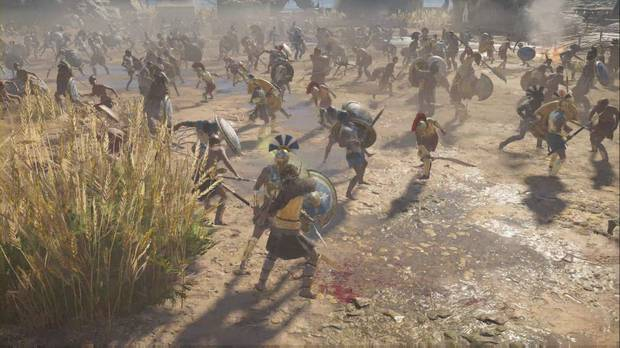 Assassin's Creed Odyssey - Nos alzaremos: derrota a los atenienses