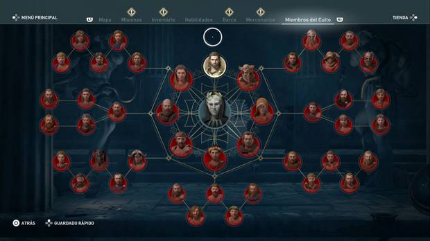 Assassin's Creed Odyssey - El Culto de Kosmos