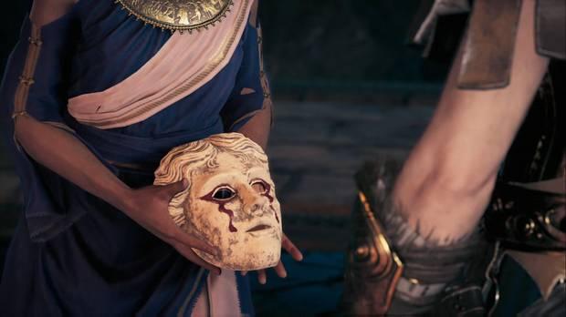 Assassin's Creed Odyssey - El Culto de Kosmos: el Fantasma de Kosmos
