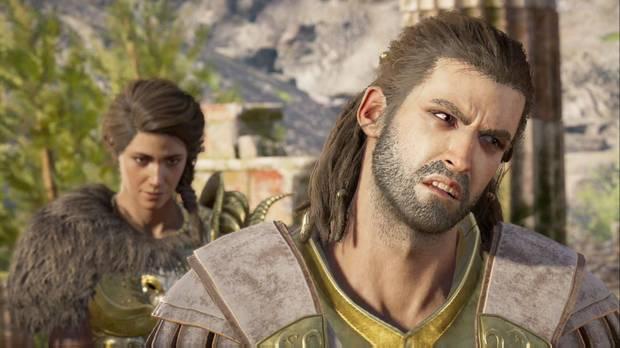 Assassin's Creed Odyssey - Donde todo empezó: Alexios y Kassandra se encuentran por última vez