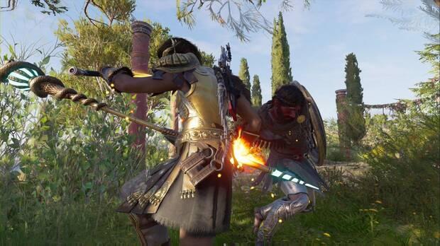 Assassin's Creed Odyssey - Matar o no matar: elimina al mercenario
