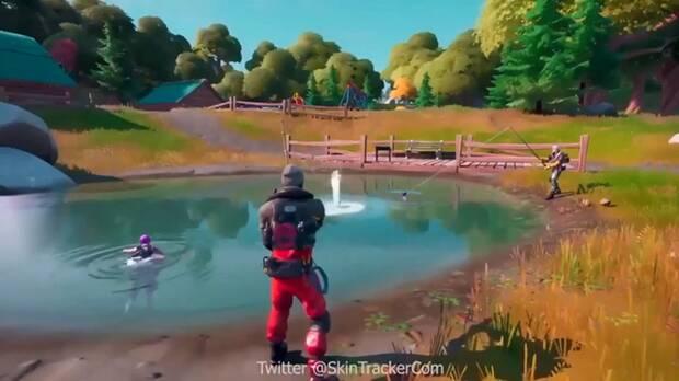 Fortnite Capítulo 2: Se filtra el tráiler y el mapa de la Temporada 11 Imagen 2