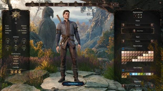 Baldur's Gate 3: Los jugadores sacan pifia y crean al personaje m