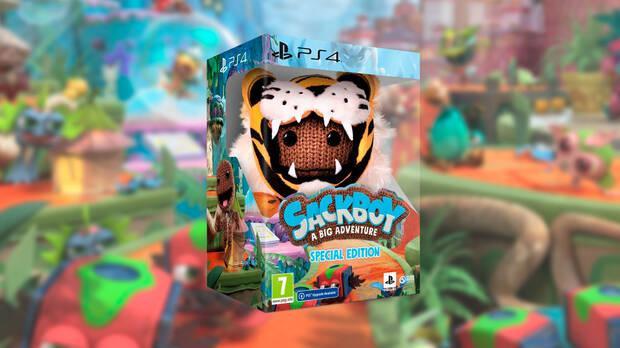 Sackboy Una aventura a lo grande: Un plataformas 3D innovador gracias a PS5 Imagen 6