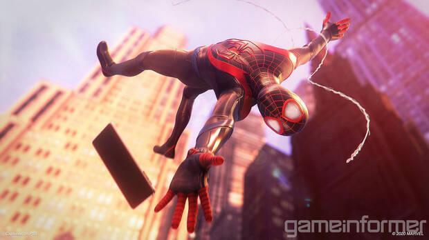 Spider-Man: Miles Morales se muestra en nuevas im