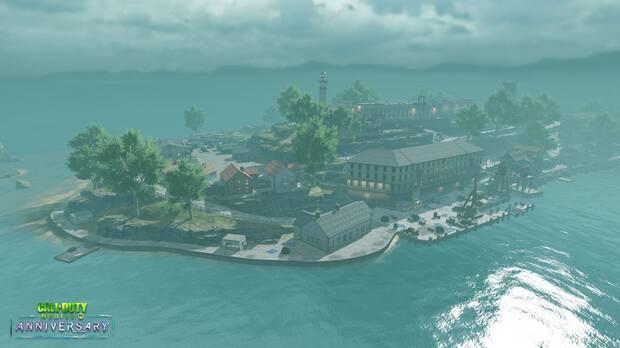 Call of Duty: Mobile - Nuevo mapa Alcatraz