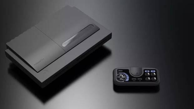 Analogue Duo, la nueva consola retro para jugar a los juegos de TurboGrafx-16 o PC Engine Imagen 2