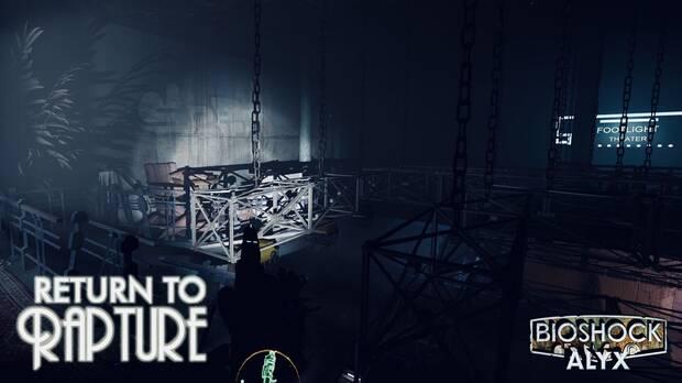 Un nuevo mod de Half-Life: Alyx nos lleva a visitar Rapture Imagen 3