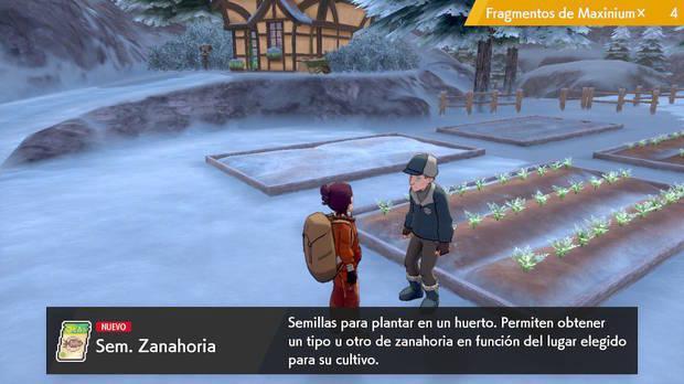 Las Nieves de la Corona - Steps to follow to get Calyrex and Glastrier or Spectrier 03