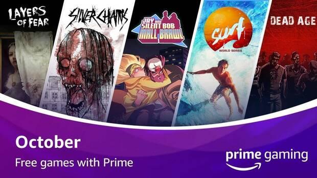 Juegos gratis de octubre en PS Plus, Xbox Gold, Epic Games, Prime Gaming y Stadia Pro Image 3