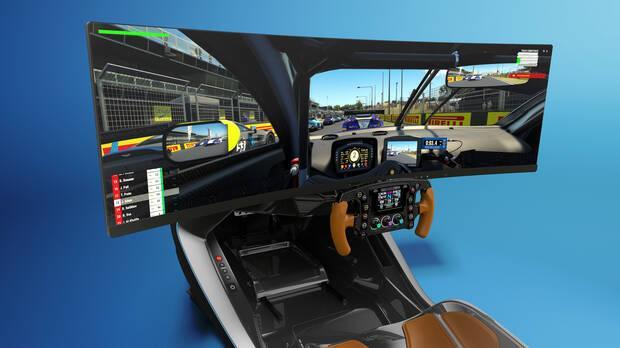 Aston Martin llega a los simuladores de conducci