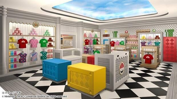 El parque de atracciones Super Nintendo World abrir