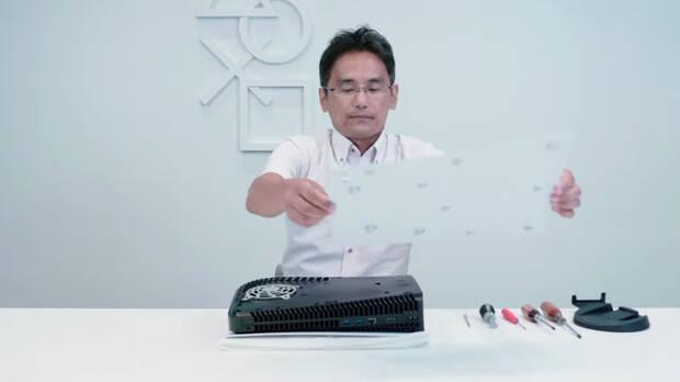 PS5 debe su tama