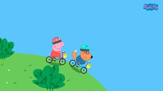 Anunciado My Friend Peppa Pig, una aventura con los personajes de la serie