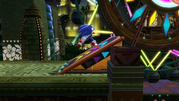 Sonic Colours: Ultimate mejoras gr
