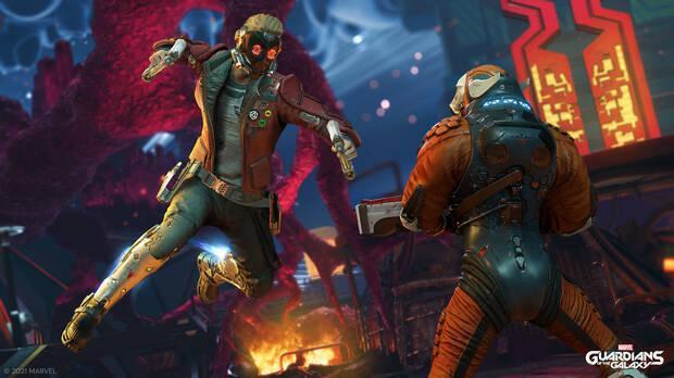 Imagen de Marvel's Guardians of the Galaxy.