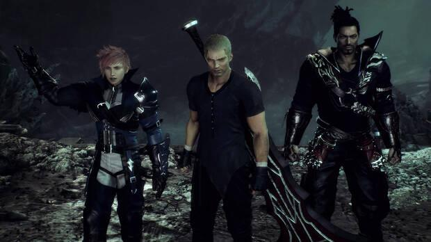 Stranger of Paradise Final Fantasy Origin Demo PS5 descargar