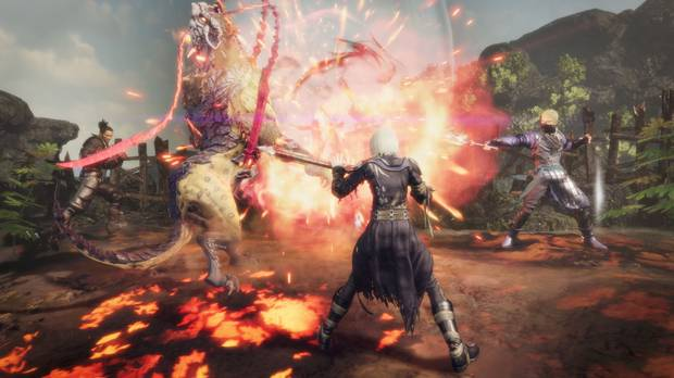 Stranger of Paradise Final Fantasy Origin demo PS5 Xbox Series