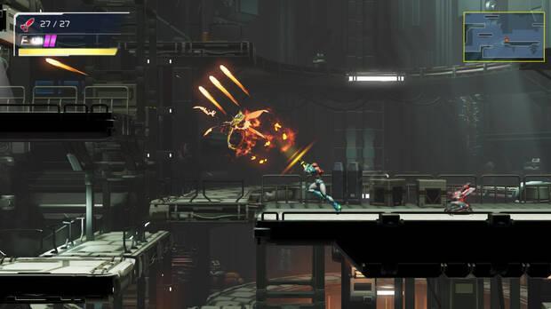 Nintendo anuncia Metroid Dread, una nueva aventura con jugabilidad 2D del equipo espa