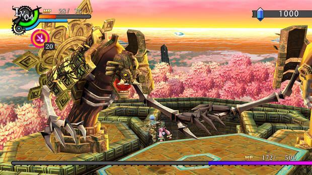 The Legend of Nayuta remasterizaci