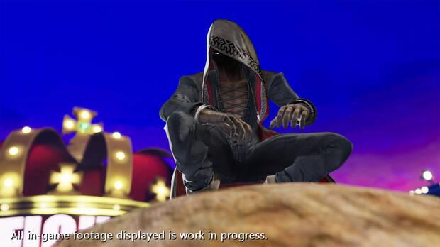 Kukri de King of Fighters 15