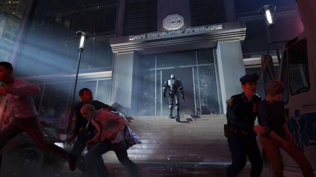 RoboCop: Rogue City new video game