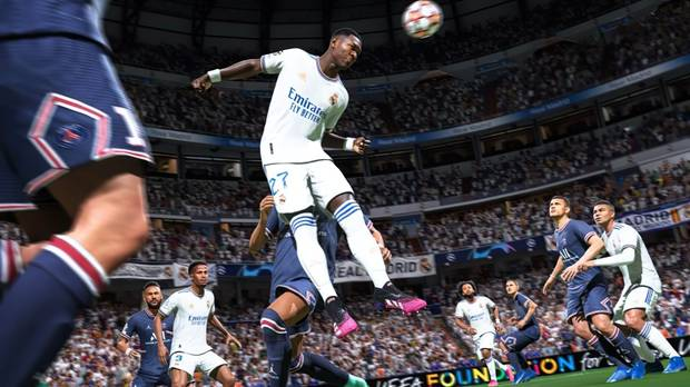 FIFA 22 by Electronic Arts