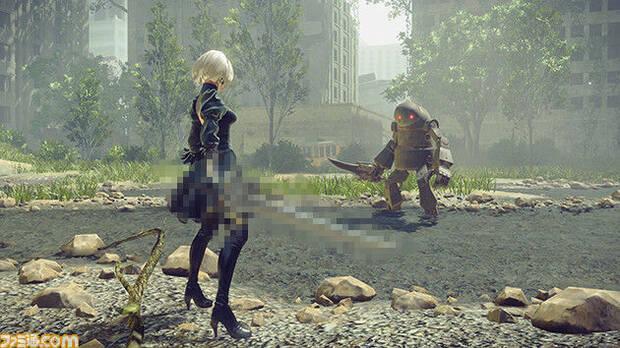 NieR: Automata tendrá una colaboración con Final Fantasy XV Imagen 2
