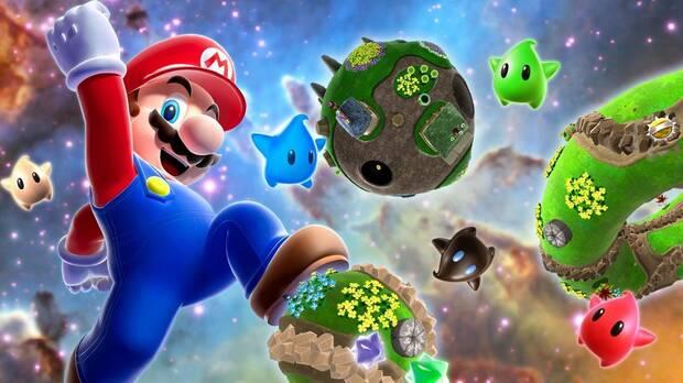 Super Mario Galaxy cumple diez años Imagen 2