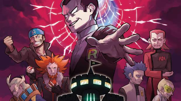 Team Rainbow Rocket Pokémon Ultrasol y Ultraluna