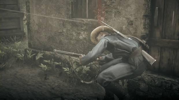 Red Dead Redemption 2 - Un déspota amable y benevolente: apunta a la cabeza