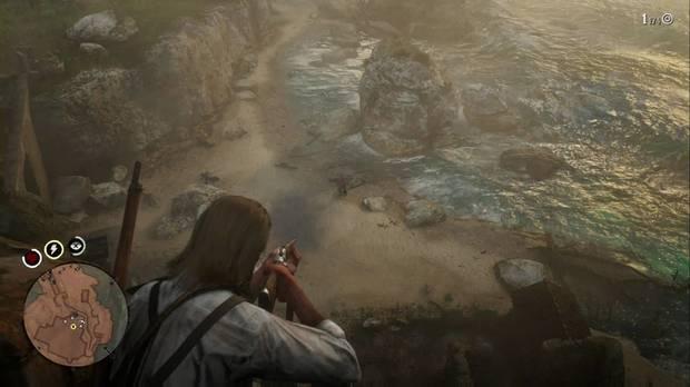 Red Dead Redemption 2 - No hay furia comparable: dispara desde el parapeto