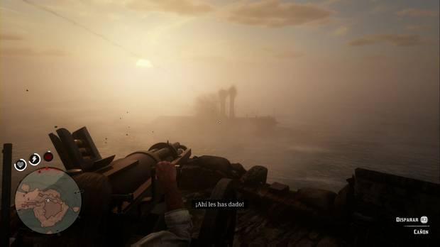 Red Dead Redemption 2 - No hay furia comparable: hunde el barco