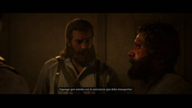 Red Dead Redemption 2 - Adiós, paraíso infernal: Dutch y Arthur salvan al capitán