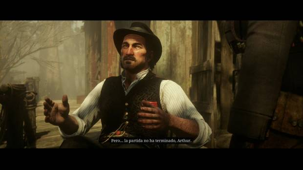 Red Dead Redemption 2 - Territorio Murfree: Dutch tiene un plan