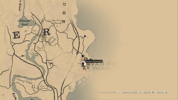 Red Dead Redemption 2 - Misiones de forastero: Marjorie